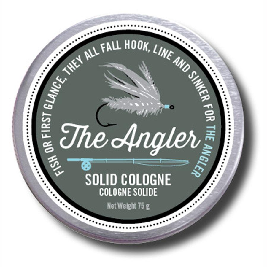 The Angler Men's Solid Cologne
