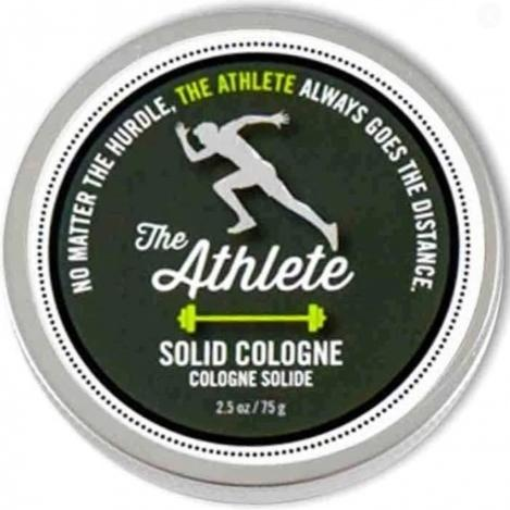 The Athlete Men's Solid Cologne