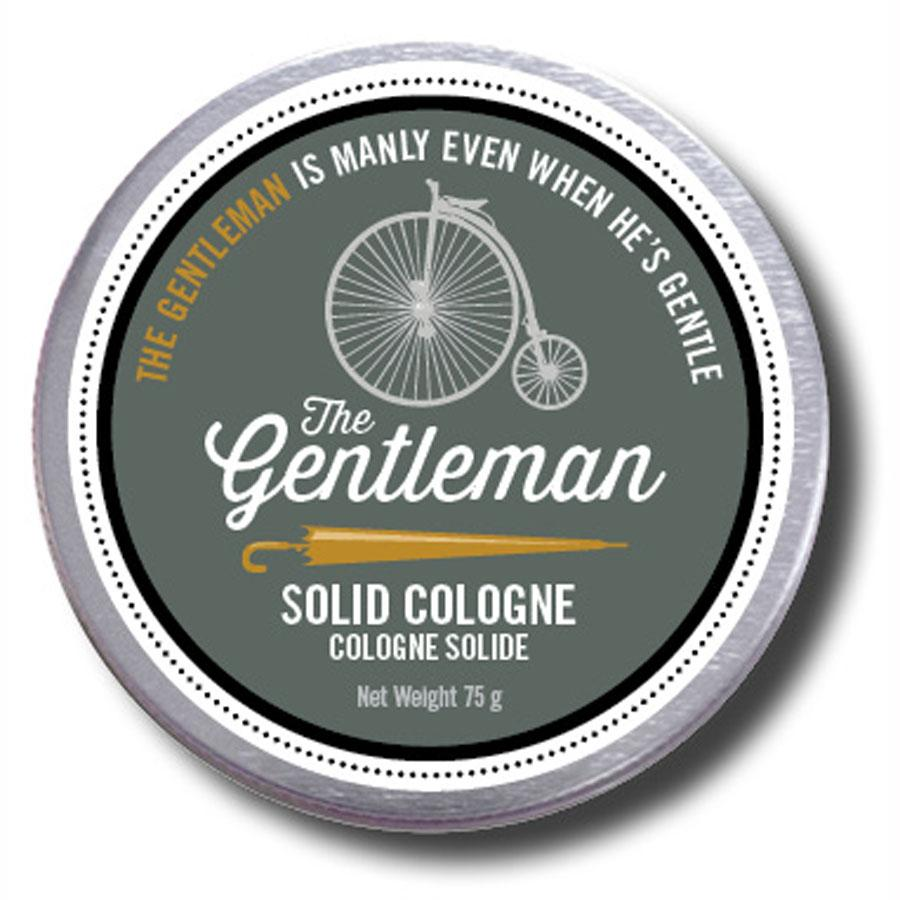 The Gentleman Men's Solid Cologne