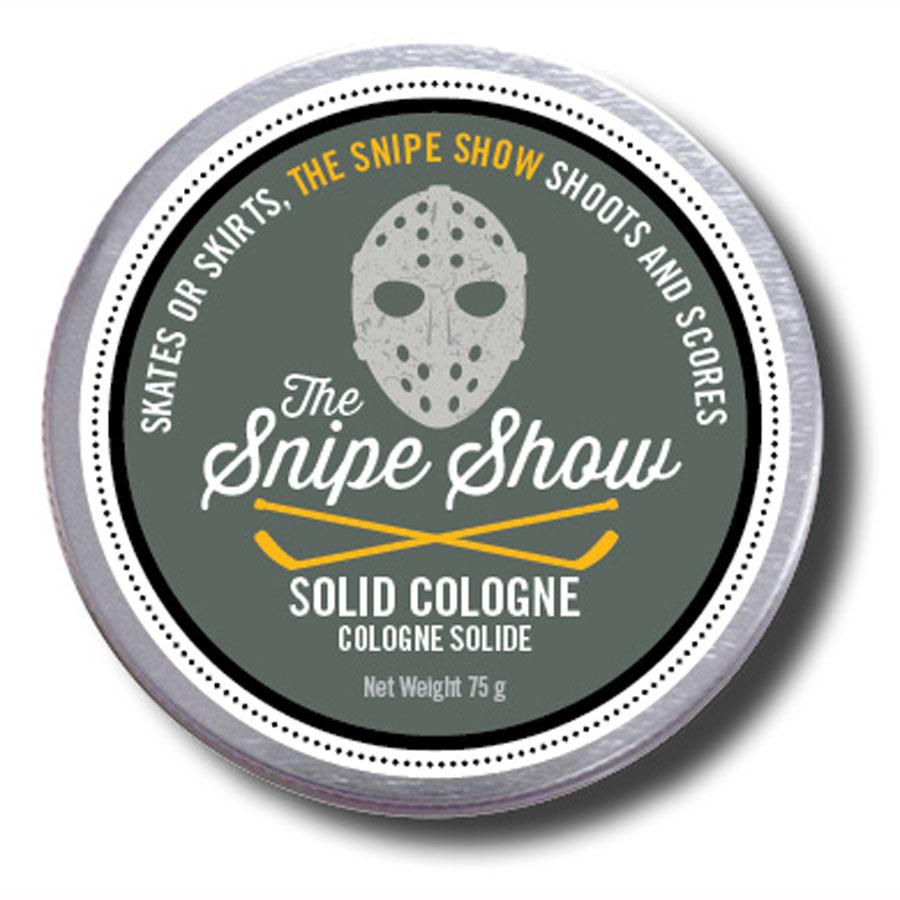 The Snipe Show Men's Solid Cologne