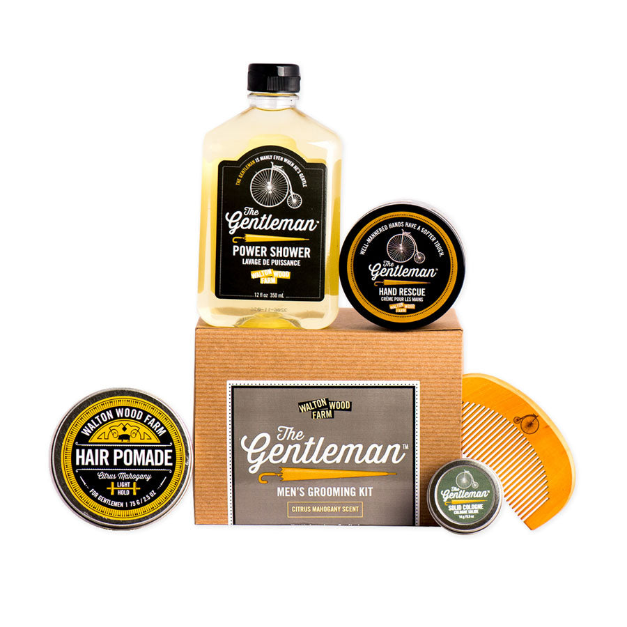 Skin-Care-Gift-Set-Mens-Grooming-Gentleman-Walton-Wood-Farm-Made-In-Canada-Toronto