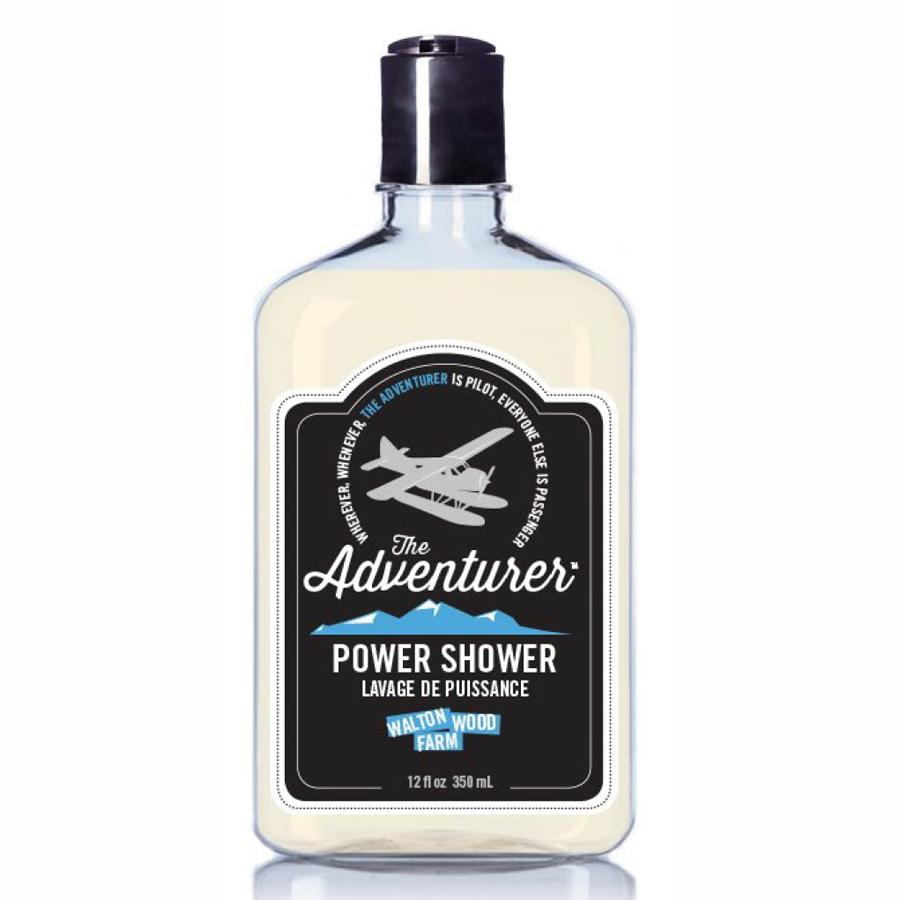 The Adventurer Men's Power Shower Gel