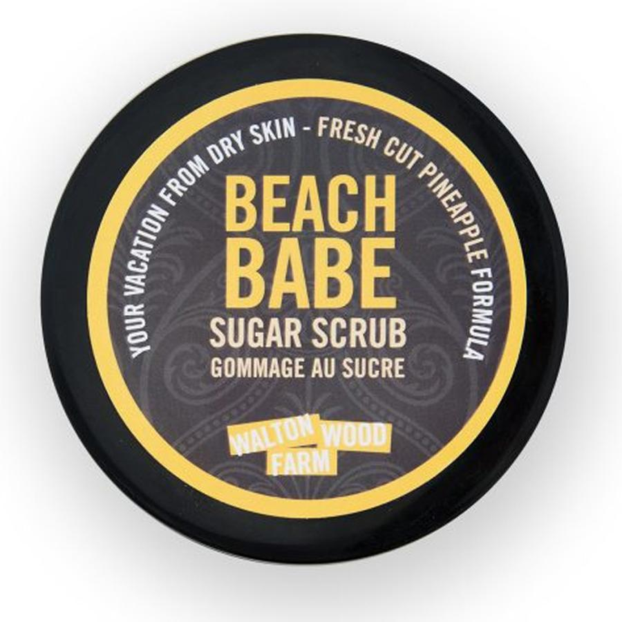 Beach Babe Sugar Scrub
