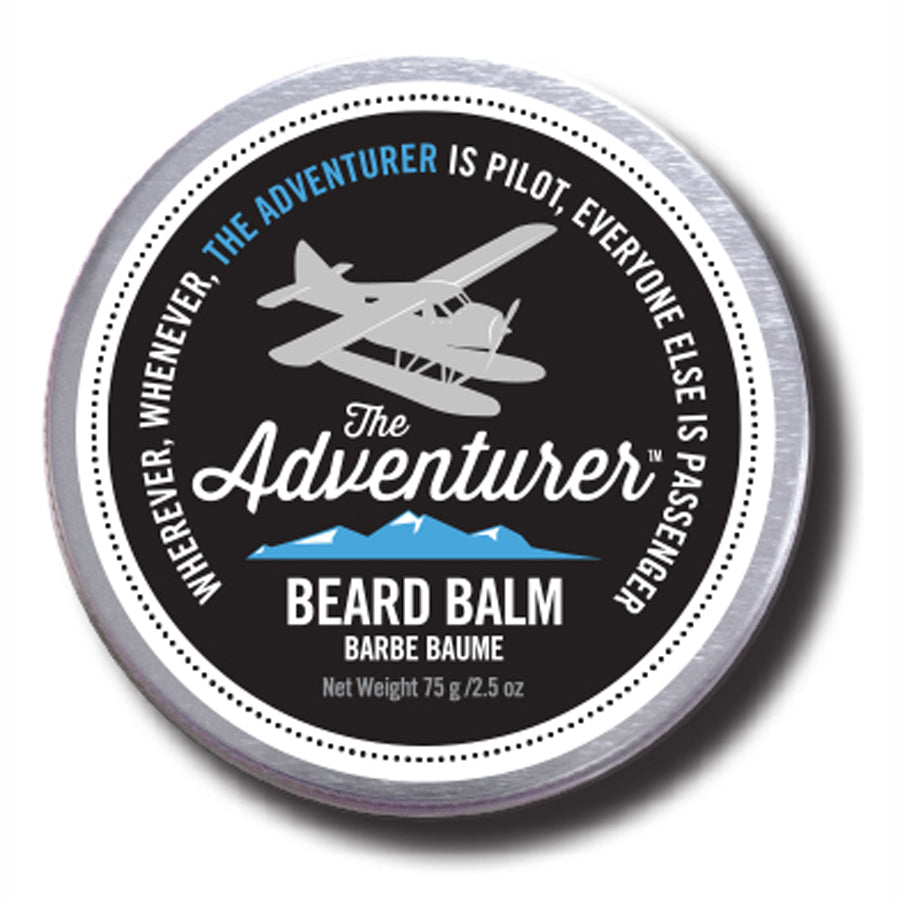 Mini Men's Beard Balm
