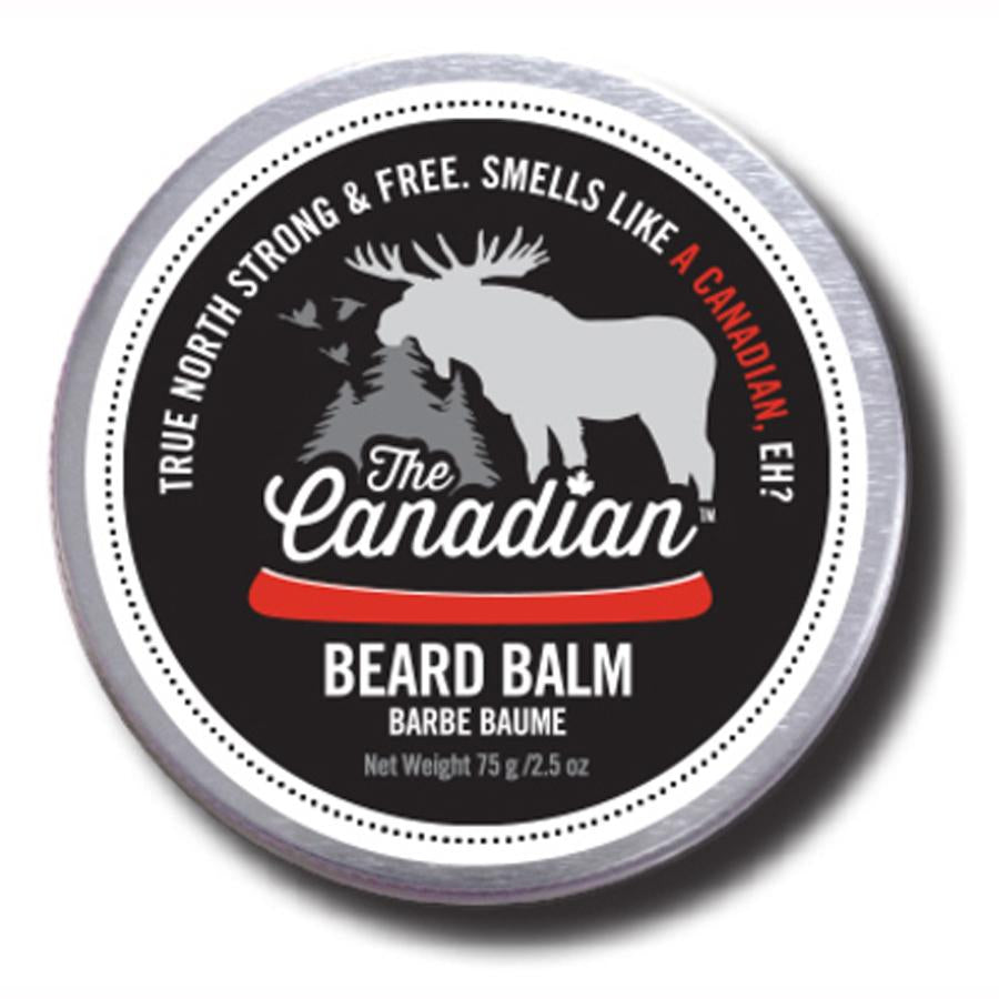 The Canadian Beard Balm