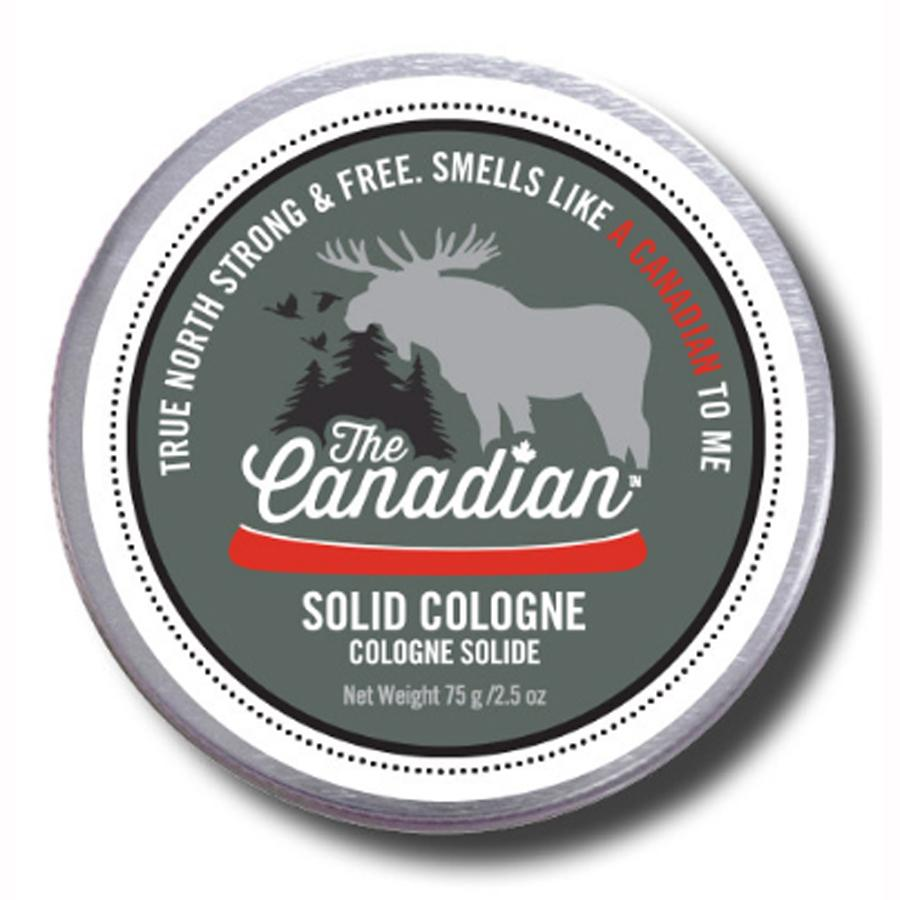 The Canadian Men's Solid Cologne