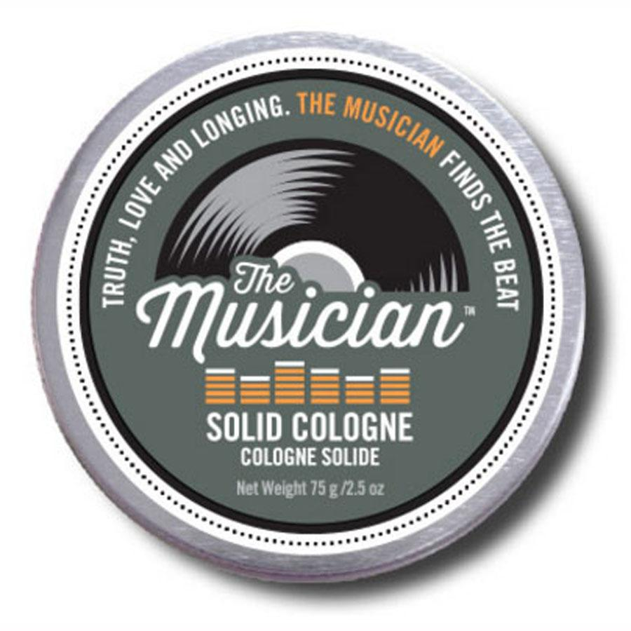 The Musician Men's Solid Cologne