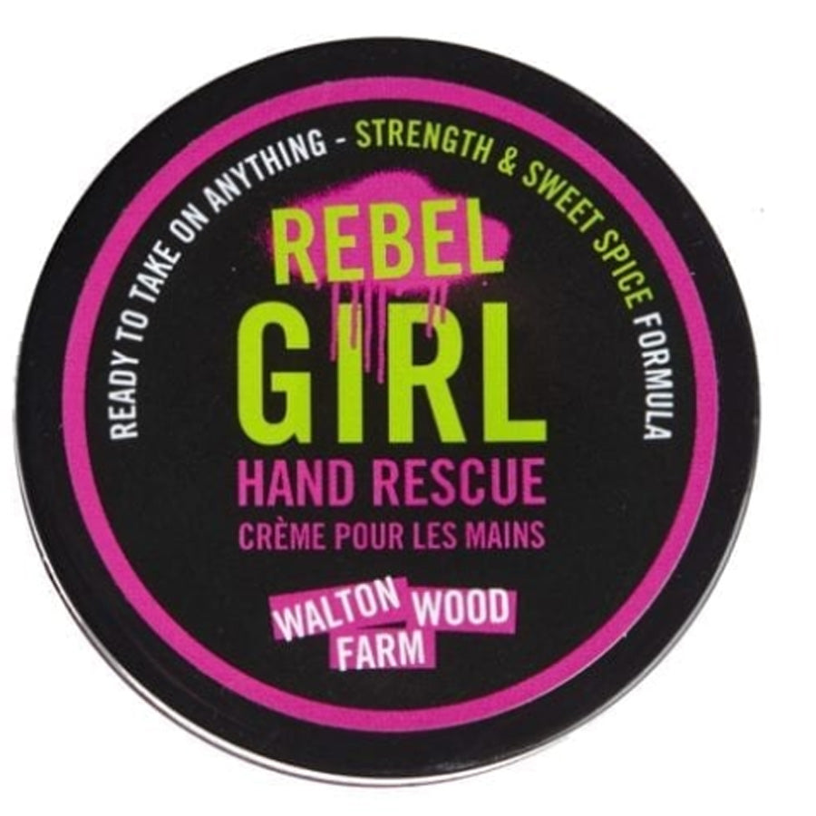Rebel Girl Hand Rescue