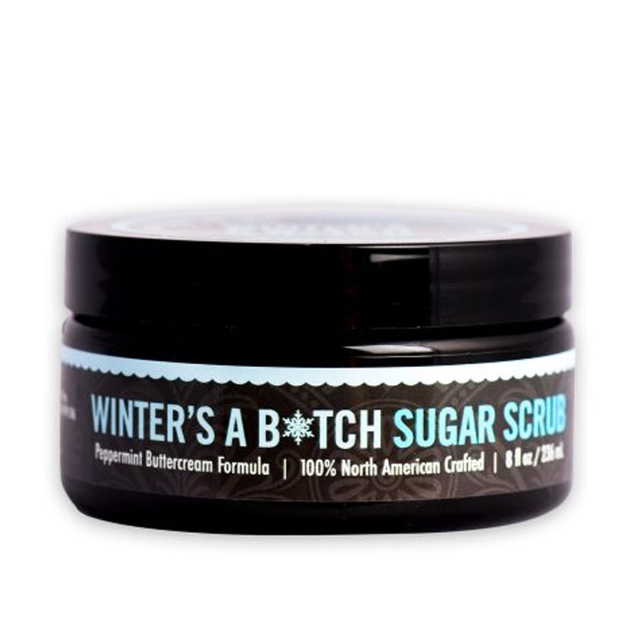 Winter's a B*tch Sugar Scrub
