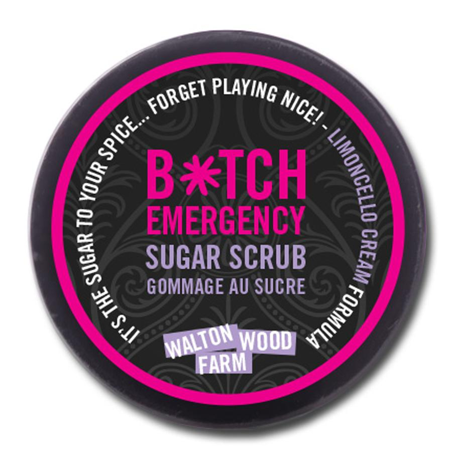 B*tch Emergency Sugar Scrub