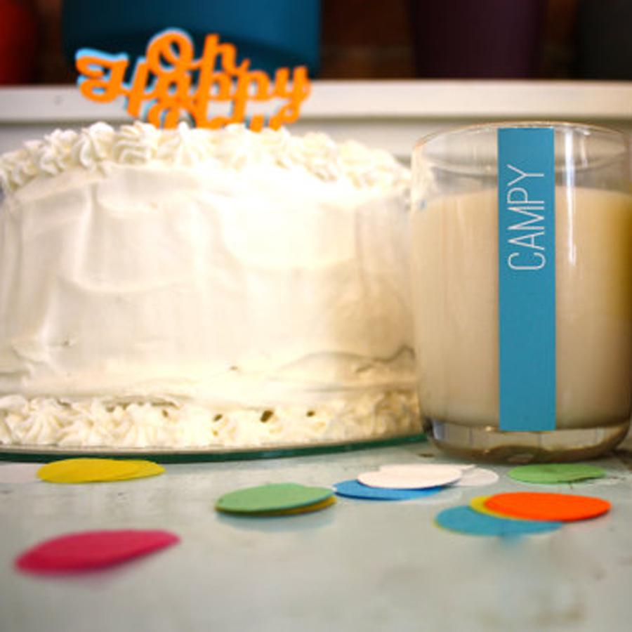 """It's Your Birthday!"" Soy Candle"