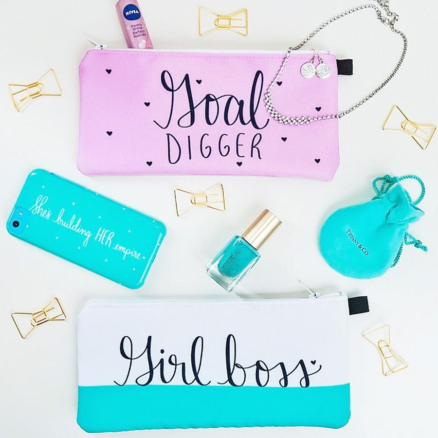 Girl Boss Pouch