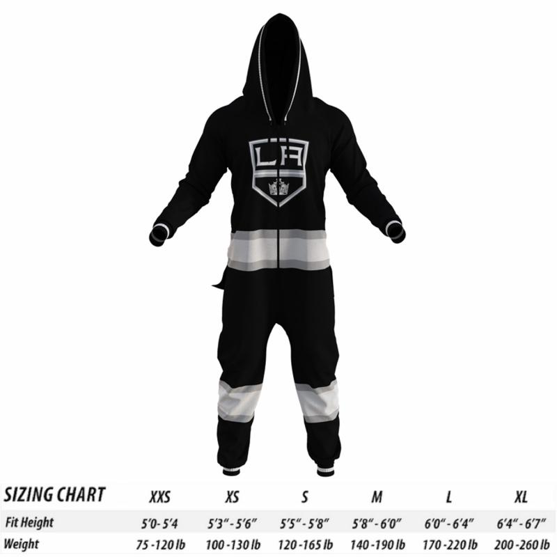 Los Angeles Kings Hockey Sockey NHL Onesie