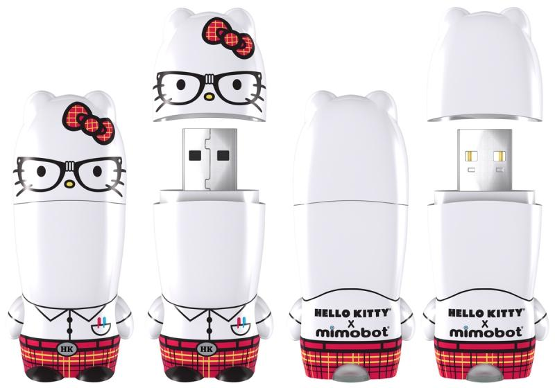 Hello Kitty - Nerd