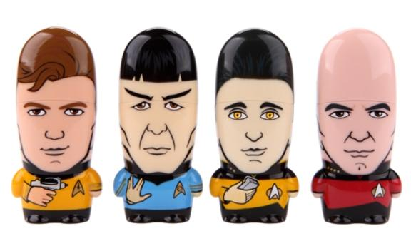 Star Trek - Captain Kirk USB Key