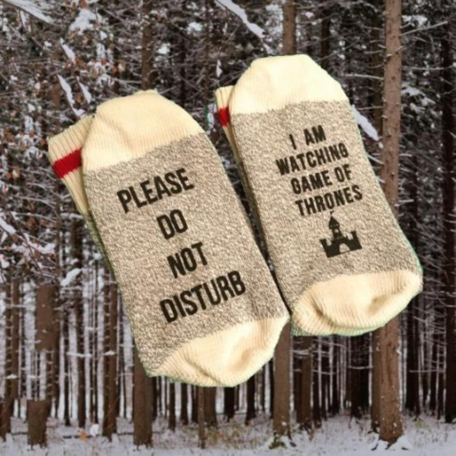 Game of Thrones Unisex Cotton Socks