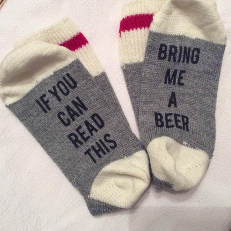 Beer-Socks-Wool-Made-In-Canada-Toronto
