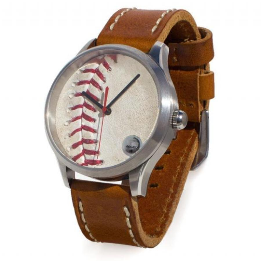 Toronto Blue Jays MLB Game Used Baseball Watch