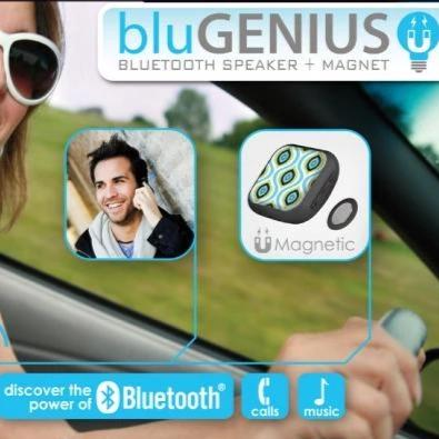 Blue Genius Handsfree Speaker & Speakerphone