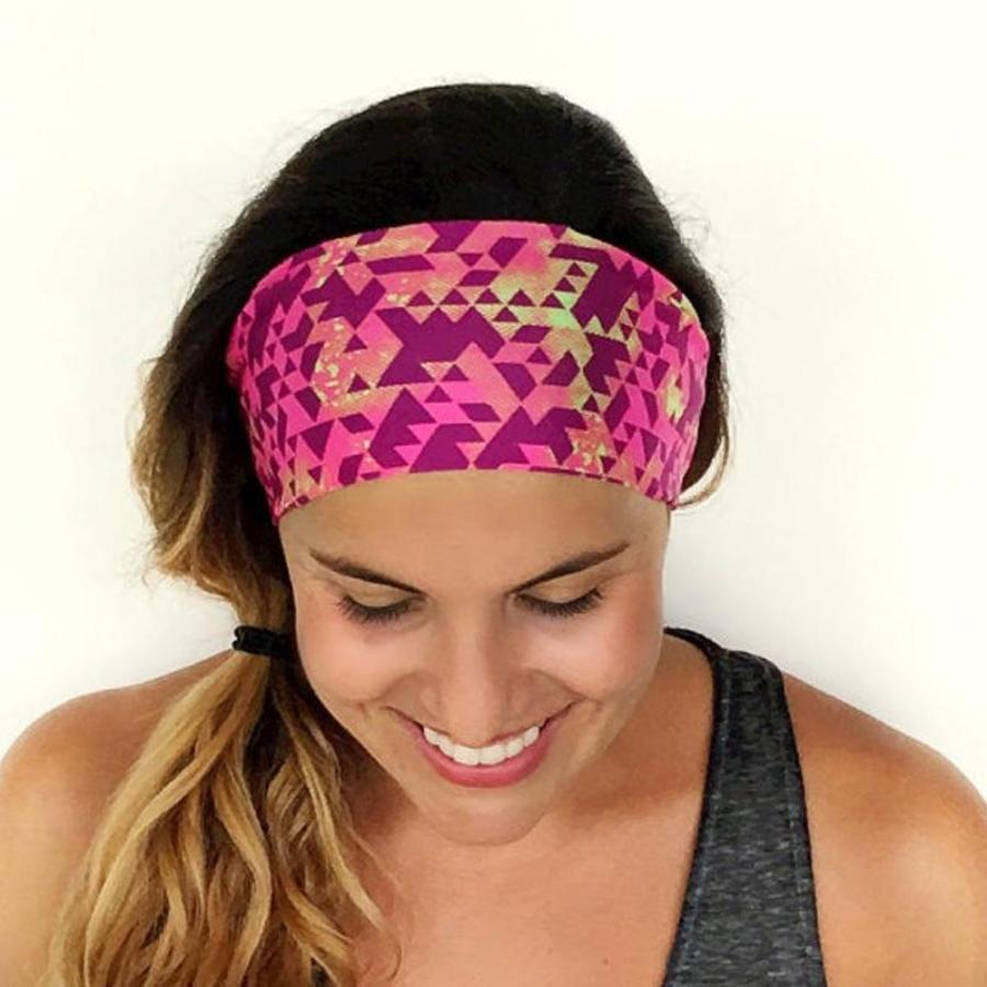 Get Moving Fitness & Yoga Headband