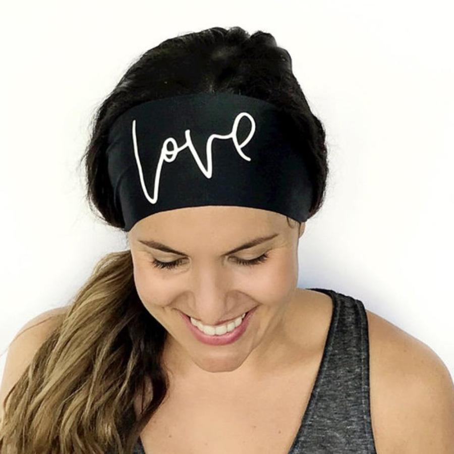 Love Fitness & Yoga Headband