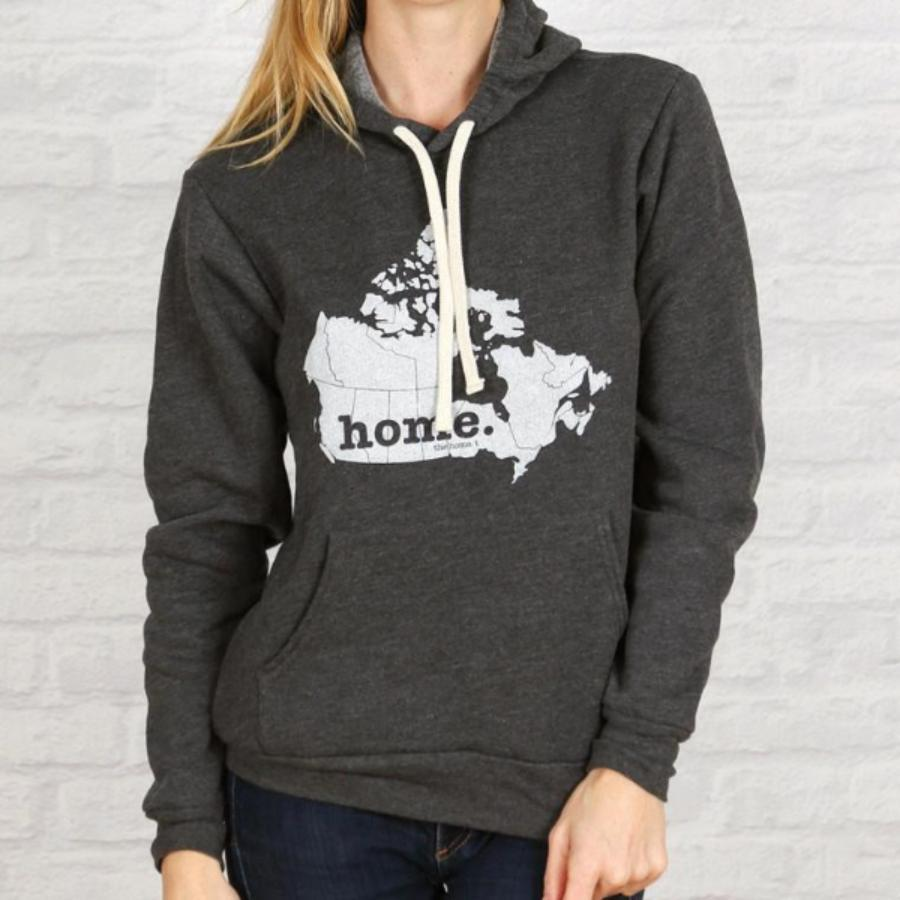Canada Home T Hoodie