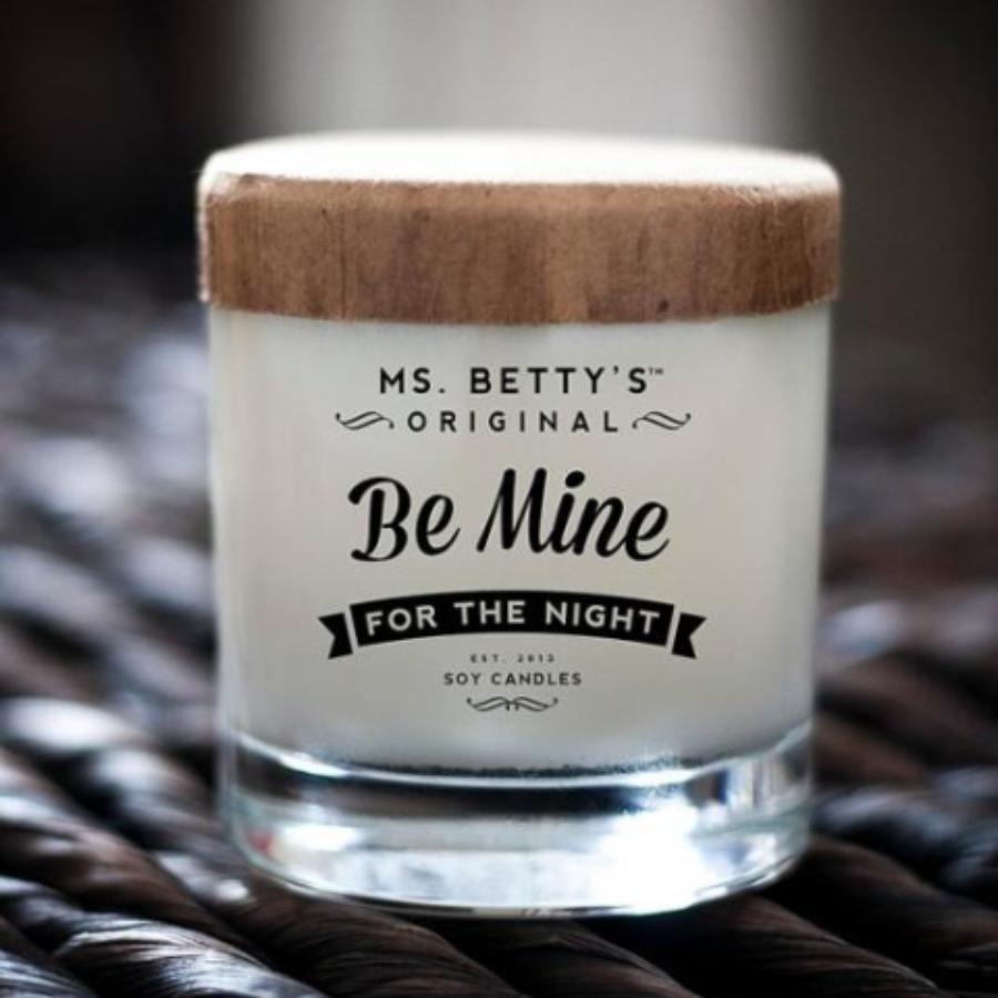 Ms Betty's BadAss Candles - Be Mine