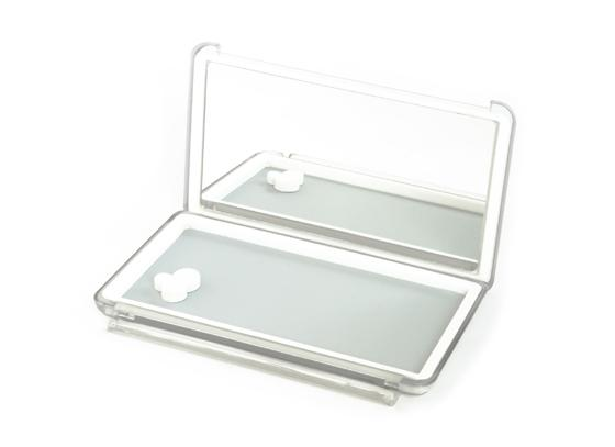 Crystal magnetic make-up case