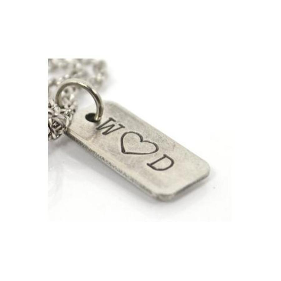 WOD with Heart Charm