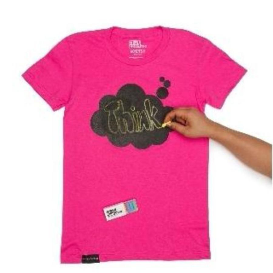 Women's Think Chalkboard Tee