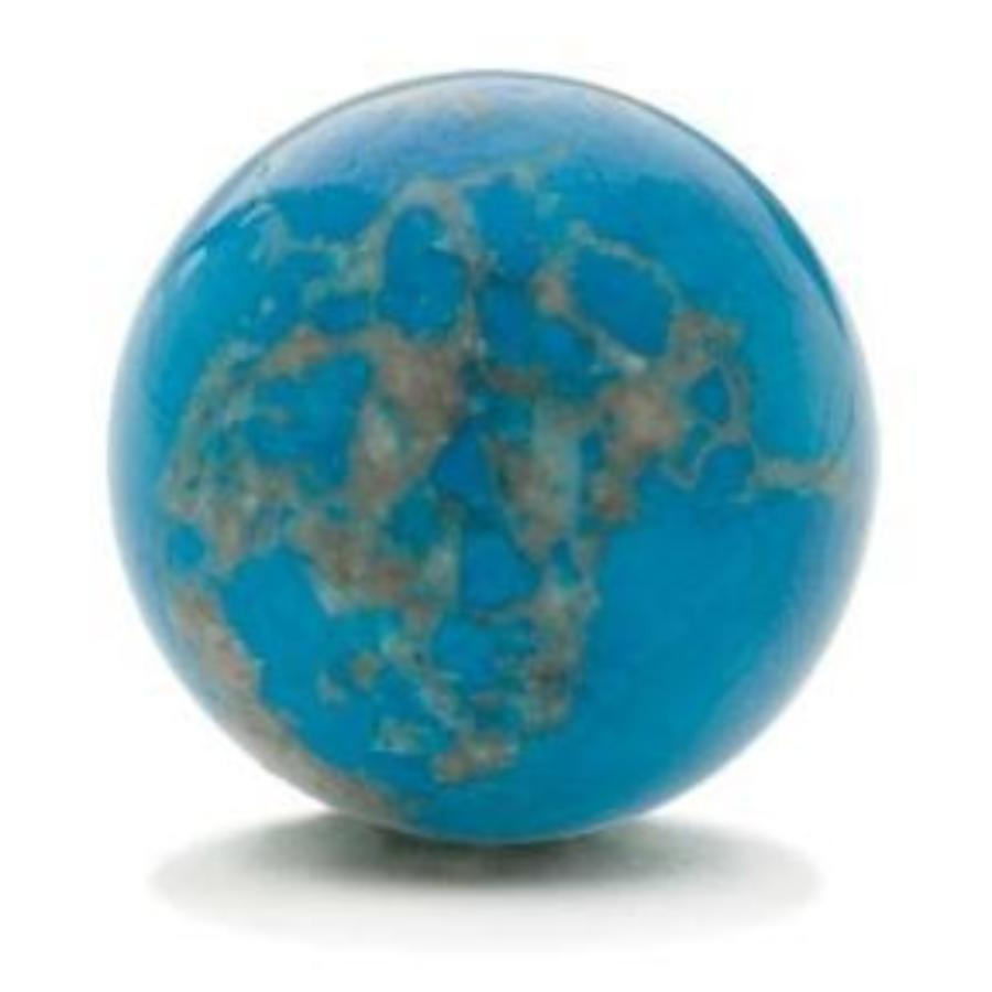 Turquoise Howlite Marble