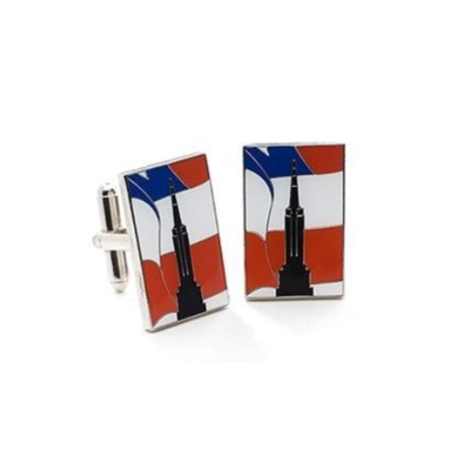 The Empire State Building Cufflinks
