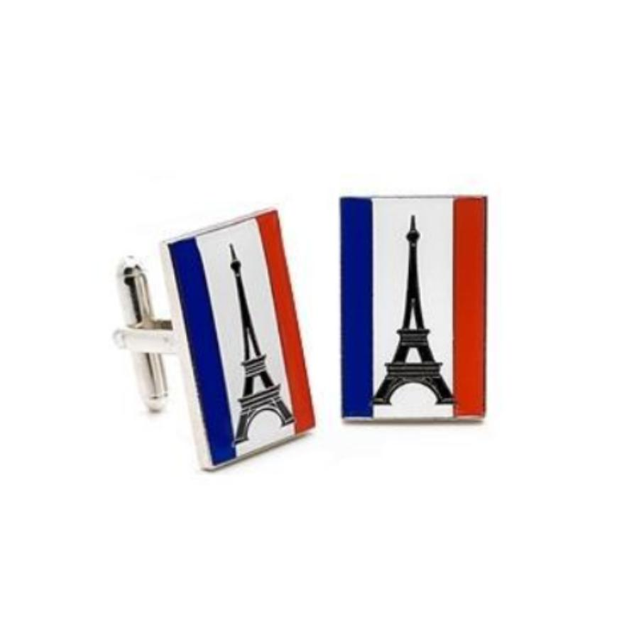 The Eiffel Tower Cufflinks