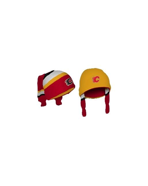 Calgary Flames  Hockey Sockey Toque