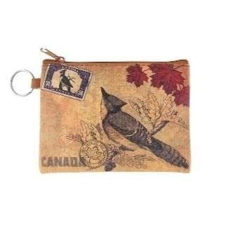 Canada Series Coin Purse