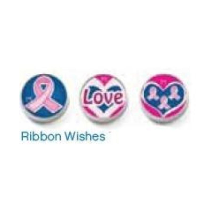 Ribbon Wishes Mogo Charm Set