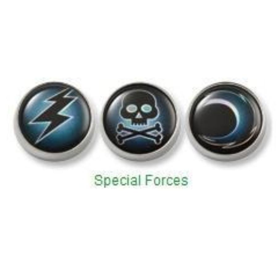 Special Forces Mogo Charm Set