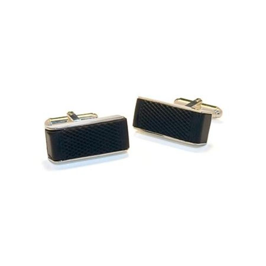 Toronto Maple Leafs Game Used NHL Hockey Puck Edge Cufflinks