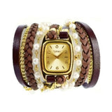 Vanilla Souffle Bracelet Wrap Watch