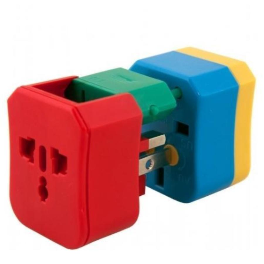 4 in 1 Travel Adaptor
