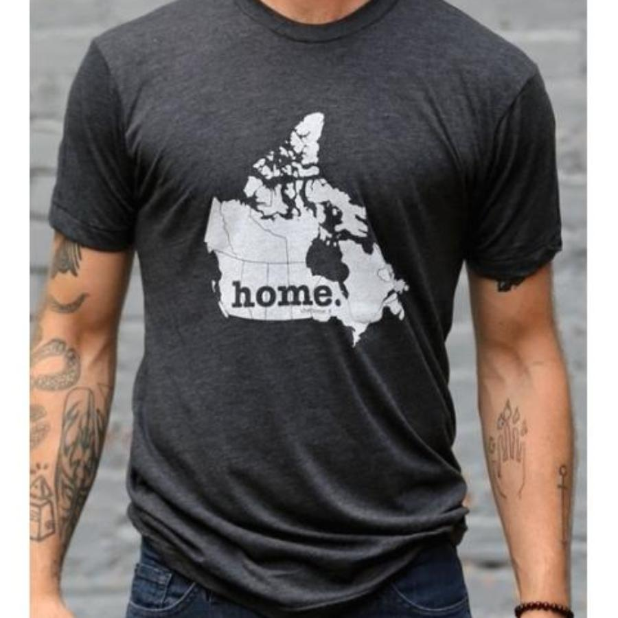 Canada Home T Crew T-Shirt