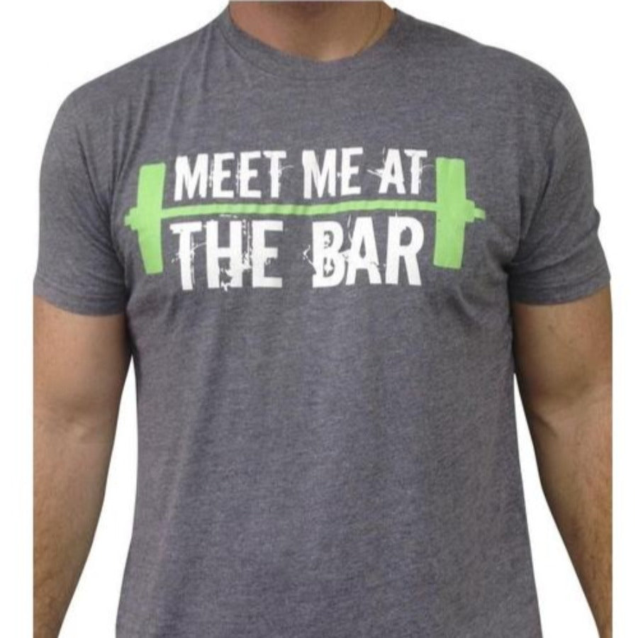 Meet Me At The Bar Men's Tshirt