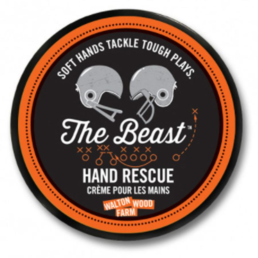 The Beast Hand Rescue