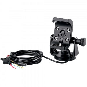 Garmin - Marine Rugged Mount W/ Power/Audio Cable