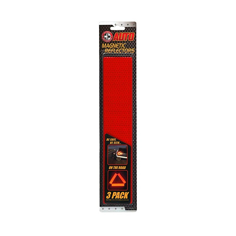 Be Smart - Magnetic Reflector (3-Pack)
