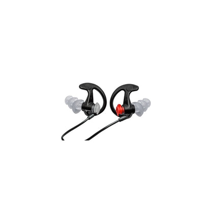 Surefire - EP4 Sonic Defenders Plus Filtered Flanged Earplugs (Black)