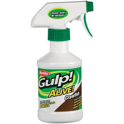 berkley - Gulp Alive! (CrawfishScented Spray)