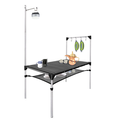 Camouflage - Aluminum Table Set 69×39