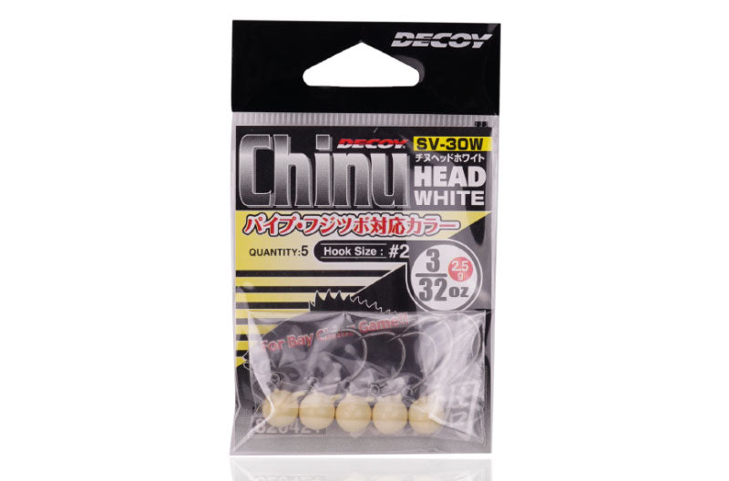 Decoy - Chinu - SV-30W (2.5 Grams)