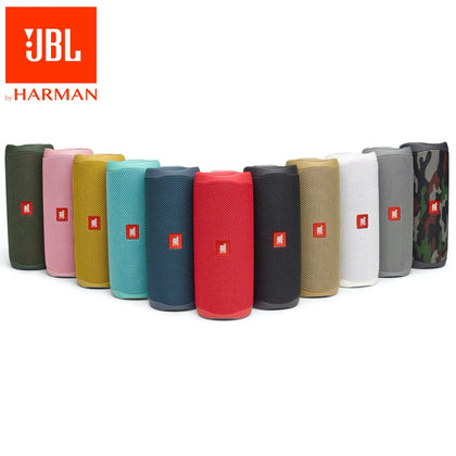 JBL - Flip 5 (Waterproof Portable Bluetooth Speaker)